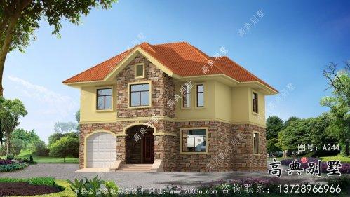 新农村别墅设计,计划方案工程图纸