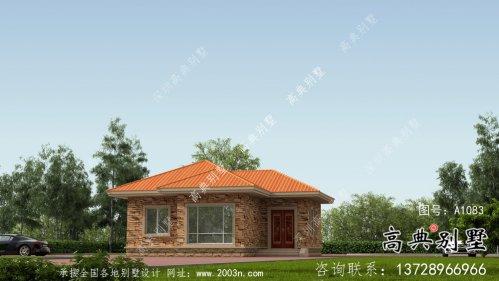 最新款新农村自建别墅设计图及设计效果