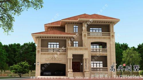 简易实用的多功能住宅设计方案