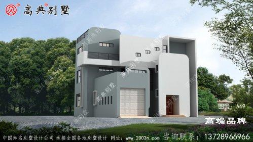 自建小型住宅设计图温暖实用