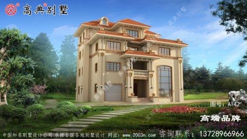 自建别墅设计非常宏伟