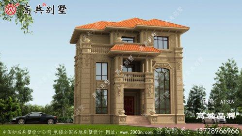 农村房子设计图