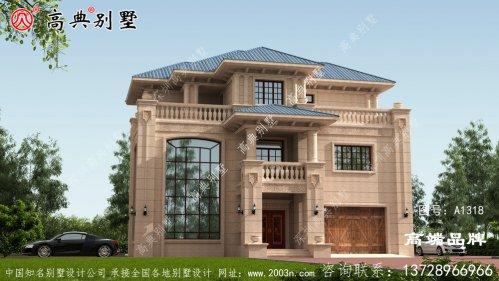 房屋自建设计图三层