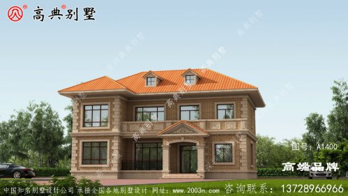 为何欧式石材别墅如此深得建房者心呢