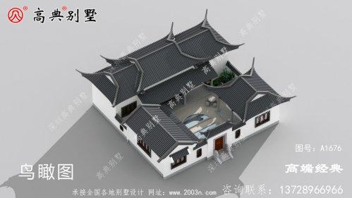 靖江市中式别墅 ,竟能如此 美丽 ,正
